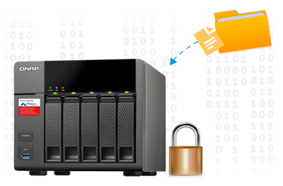 Opções de segurança aos dados