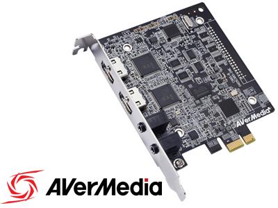 Placa de captura HDMI PCie Avermedia