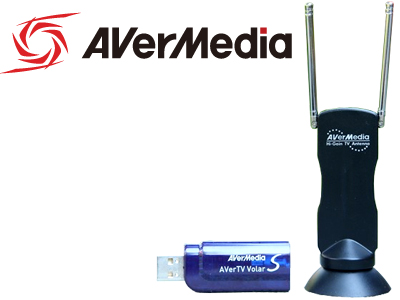 Placa de TV USB AVerTV Volar S Avermedia