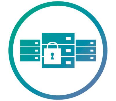 Proteção do conteúdo NAS com criptografia