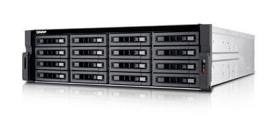Qnap TS-EC1680U-RP, um NAS Corporativo