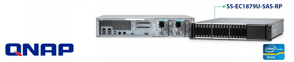 Rackmount Storage 2U Qnap