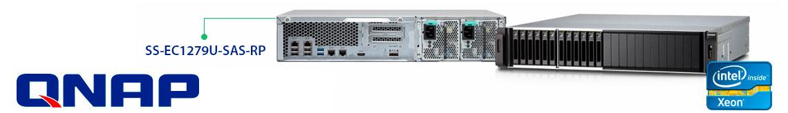 Rackmount storage SAS Qnap