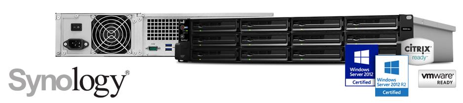 RS2416+ Synology, A solução empresarial para armazenamento em rede