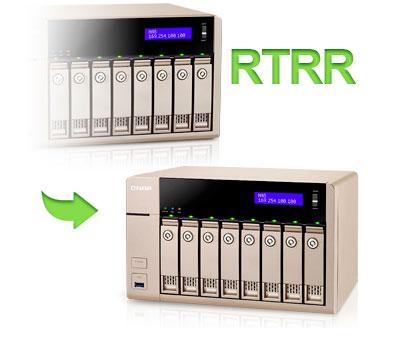 RTRR - Replicação Remota de dados
