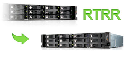 RTRR, replicação remota em tempo real