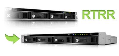 RTRR - Storage NAS com Replicação Remota