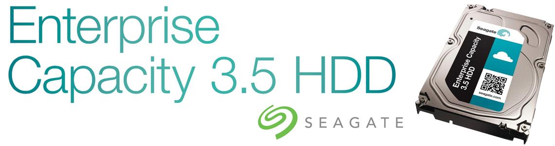 Seagate ST6000NM0034, HD preparado para uso em servidores