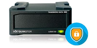Backup Offsite com o RDX QuikStor 8781