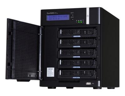 Servidor de dados para redes locais LAN Infortrend