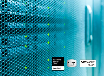 Servidor NAS ideal para armazenamento de virtualização