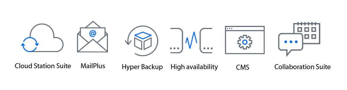 Versatilidade e tecnologia em um servidor NAS