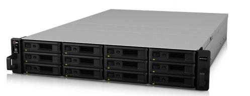 Servidor Synology RS18016xs+, ideal para virtualização