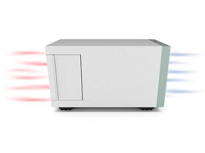 Sistema de dissipação de calor redesenhado
