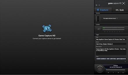 Software de Captura avançado e fácil de usar.
