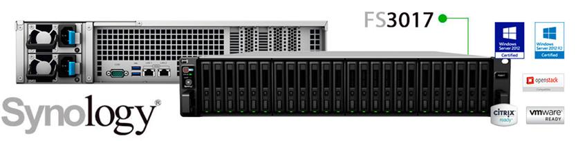 Solução All Flash Synology, oNAS SSD para seu banco de dados