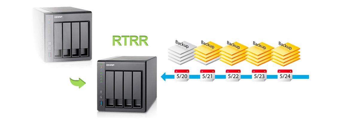 Solução de recuperação de dados