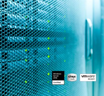 Solução para armazenamento de virtualização