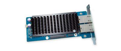 Storage 10 Discos Qnap - 10GbE Ready