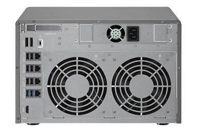 Storage 10 discos TS-EC1080 Pro Qnap