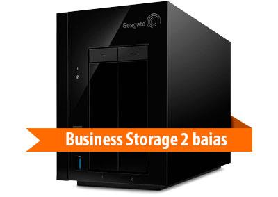Storage 2 Discos Seagate NAS STDD100