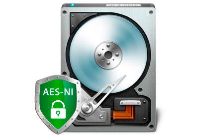 Storage 5-Bay com segurança abrangente