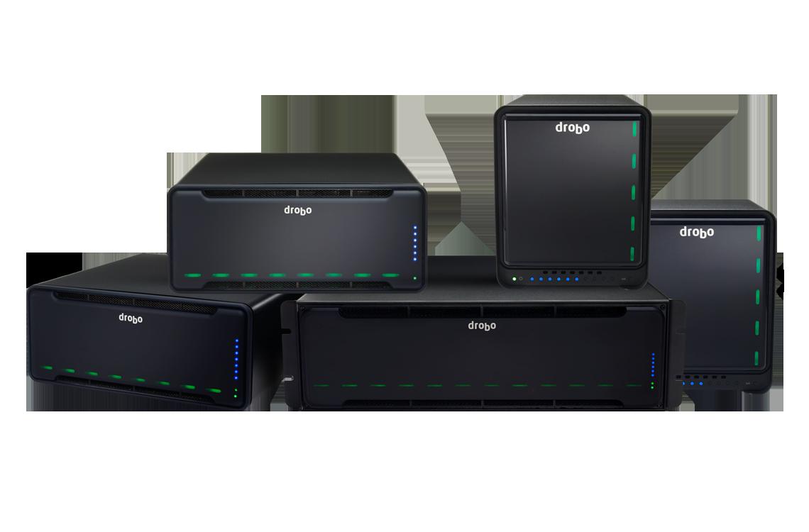 Storage DAS Drobo, tecnologia BeyondRAID sempre presente