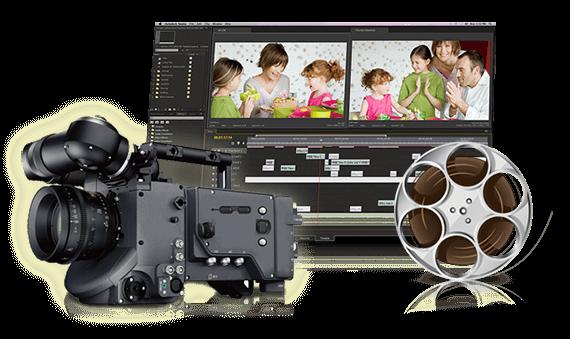 Storage de alta capacidade para edições de vídeo