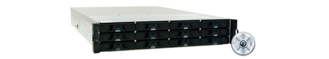 Storage EonNAS 1510 para backup de arquivos