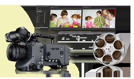 Storage ideal para edição de vídeo