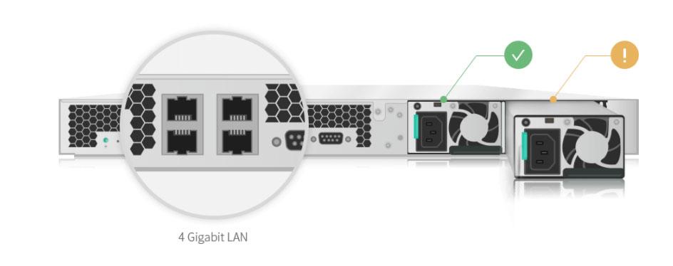 Link aggregation, estabilidade e segurança