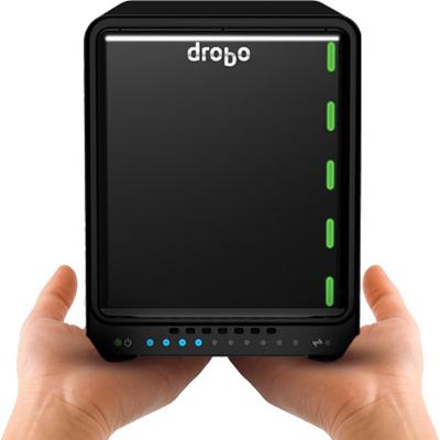 Drobo 5N, um NAS Server fácil de usar