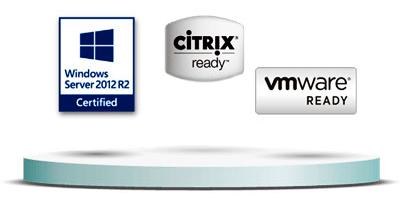 Storage nearline com virtualização
