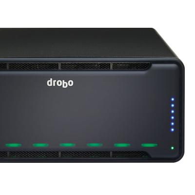 Drobo B810i, Storage SAN até 80TB com serviços iSCSI