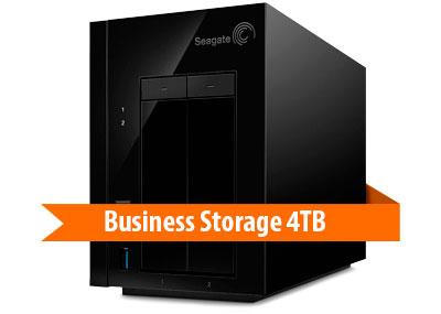 STDD4000100, o Business Storage Profissional da Seagate