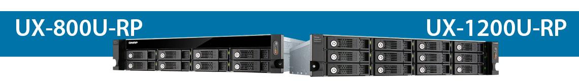 Storage TS-431XU escalável até 280TB