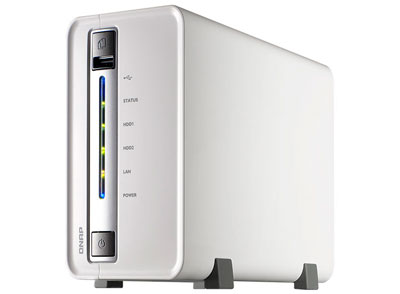 Storage TS212e Qnap