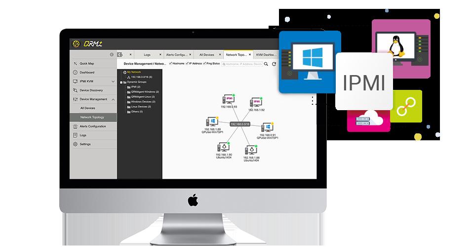 Suporte para IMPI 2.0 e KVM