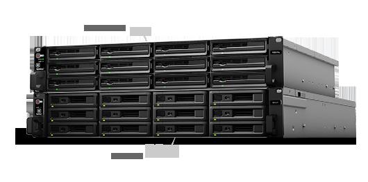 Expansibilidade sob demanda para storage empresarial