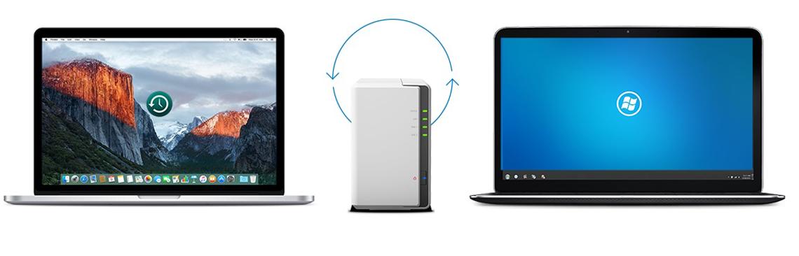 Synology DS216j, uma solução de backup eficaz