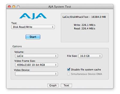 Thunderbolt 2 da LaCie HD externo de 10TB