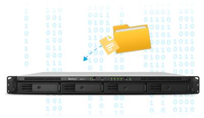 Transmissão de dados criptografados