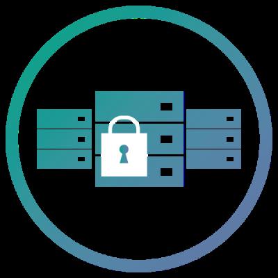 Storage gigabit com proteção contra ataques virtuais