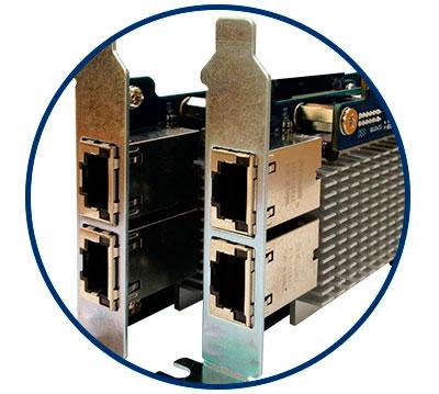 TVS-1271U-RP, um storage SATA 10GbE ready