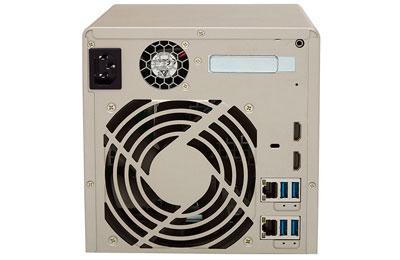 TVS-463 Qnap, um storage NAS competente.