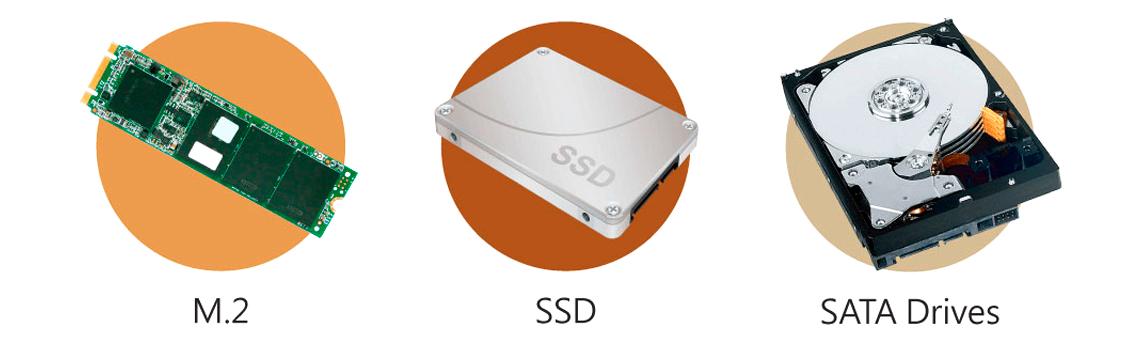 """TVS-473 Qnap, SSD M.2 e cache SSD de 2,5"""" com otimização Qtier"""