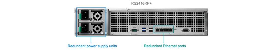 Um network storage com mecanismos de redundância