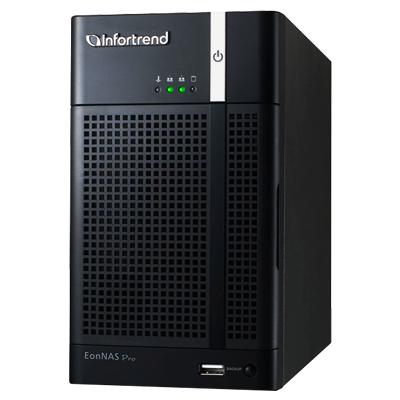 Um servidor NAS para residências poderoso