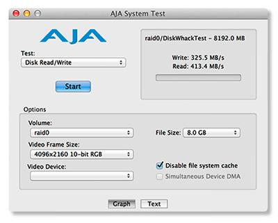 Velocidades da tecnologia Thunderbolt 2 para a era do 4K
