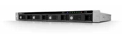 VS-4108U-RP Pro+ NVR de rack ideal para vídeo-monitoramento